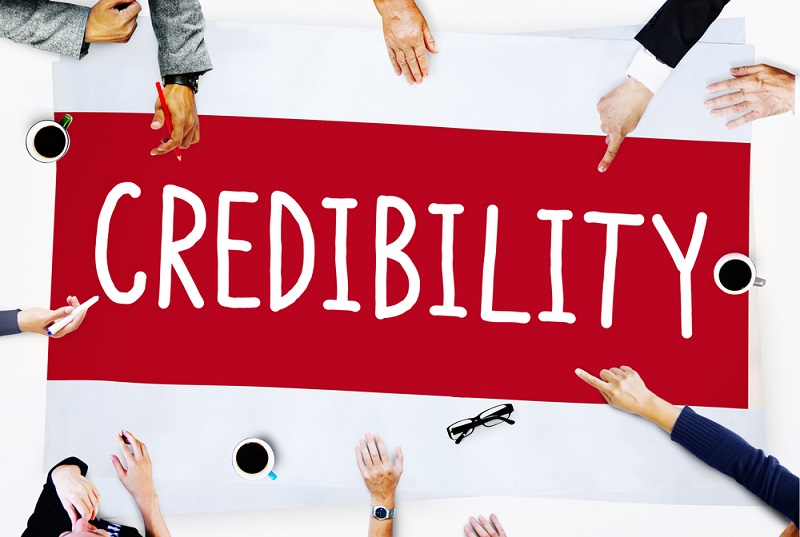 Blog 203 - 4 helping hands for you to build credibility in your business